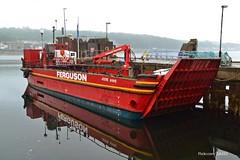Jodie Anne (Zak355) Tags: rothesay isleofbute bute scotland scottish jodieanne fergusontransport marine workboat ship boat vessel fishfarmvessel riverclyde