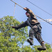 High Ropes Confidence Course | 3rd Regiment, Basic Camp
