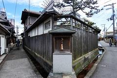 BHP House (m-louis) Tags: 6713mm j5 nikon1 y字路 bicycle house japan jizo kaizuka osaka people pine street water 地蔵尊 大阪 家 日本 松 貝塚 explore 100faves 10000views 200faves 20000views