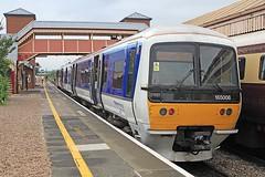 Class 165 165008 Chiltern Railways Stratford upon Avon 06-07-19 (cvtperson) Tags: class 165 165008 chiltern railways stratford upon avon station