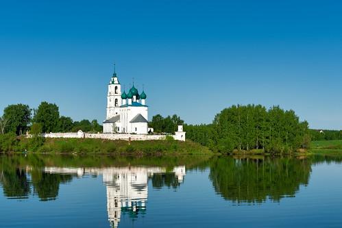 Volga River 181 ©  Alexxx Malev