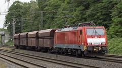 189 042-5 (Disktoaster) Tags: eisenbahn zug railway train db deutschebahn locomotive güterzug bahn pentaxk1