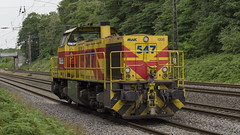 275 144-7 TKS 547 (Disktoaster) Tags: eisenbahn zug railway train db deutschebahn locomotive güterzug bahn pentaxk1