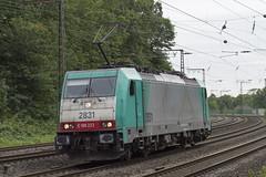 E186 223 (Disktoaster) Tags: eisenbahn zug railway train db deutschebahn locomotive güterzug bahn pentaxk1