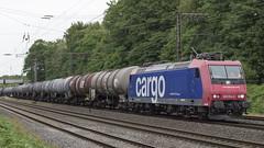 482 034 SBB Cargo (Disktoaster) Tags: eisenbahn zug railway train db deutschebahn locomotive güterzug bahn pentaxk1