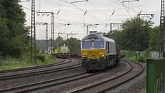 Captrain 403 und 077 002-9 (Disktoaster) Tags: eisenbahn zug railway train db deutschebahn locomotive güterzug bahn pentaxk1