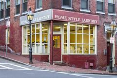 Home Style Laundry (Eridony (Instagram: eridony_prime)) Tags: boston suffolkcounty massachusetts beaconhill laundromat