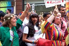 Pride London 2019 - DSCF2498a (normko) Tags: london pride parade 2019 regent street gay lesbian bi trans celebration protest rainbow