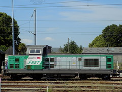BB 69470 Fret (ChristopherSNCF56) Tags: bb69470 fret infra sncf locomotive train bb69400