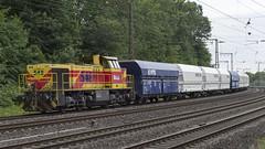 1275 115-4 TKS 548 (Disktoaster) Tags: eisenbahn zug railway train db deutschebahn locomotive güterzug bahn pentaxk1