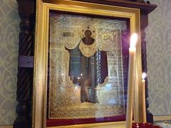 50. Божественная литургия в Александро-Свирском монастыре 10.07.2019
