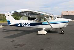 D-EGQC (GH@BHD) Tags: degqc cessna cessna172 f172n skyhawk newtownardsairfield newtownards ulsterflyingclub aircraft aviation