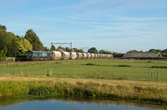 Lineas 513-10, Elst (Sander Brands) Tags: trein treni train treno trenuri trenuro traktion class 66 lineas dolime nederland betuwe veendam nikon d7000 züg güterzug rail strecke spotten shuttle sun farm
