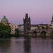 Prague: Summer Evening