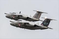 Saab 105OE - 06 (NickJ 1972) Tags: montdemarsan ba118 nato tiger meet spotters day ntm 2019 aviation saab 105 sk60 1125 re25 1130 rj30 j