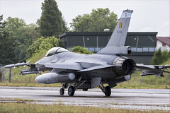 General Dynamics F-16AM Fighting Falcon - 45 (NickJ 1972) Tags: montdemarsan ba118 nato tiger meet spotters day ntm 2019 aviation generaldynamics f16 viper fighting falcon mlu fa104