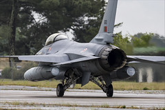 General Dynamics F-16AM Fighting Falcon - 48 (NickJ 1972) Tags: montdemarsan ba118 nato tiger meet spotters day ntm 2019 aviation generaldynamics f16 viper fighting falcon mlu 15110
