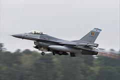 General Dynamics F-16AM Fighting Falcon - 46 (NickJ 1972) Tags: montdemarsan ba118 nato tiger meet spotters day ntm 2019 aviation generaldynamics f16 viper fighting falcon mlu fa104