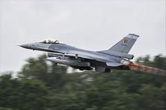 General Dynamics F-16AM Fighting Falcon - 47 (NickJ 1972) Tags: montdemarsan ba118 nato tiger meet spotters day ntm 2019 aviation generaldynamics f16 viper fighting falcon mlu fa104