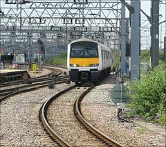 Greater Anglia Train No. 321346 approaches Stratford (Didimendum) Tags: train 321346 stratford emu railway greateranglia railwaytrain class321