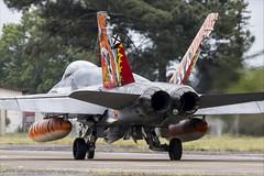 McDonnell Douglas EF-18M Hornet - 41 (NickJ 1972) Tags: montdemarsan ba118 nato tiger meet spotters day ntm 2019 aviation mcdonnelldouglas fa18 ef18 hornet c1514 1501