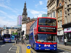 Leeds (Andrew Stopford) Tags: sj02ank 02d10234 volvo b7tl alexander alx400 aacoachtravel leeds dublinbus busathacliath cie sn15adx wright streetlite first