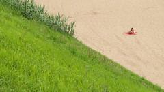 Getaria, Espagne - Spain (blafond) Tags: getaria euskadi beach plage beachlife aloneatthebeach seulsàlaplage sable sand