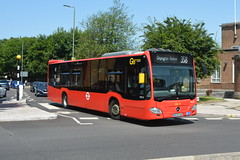 BF65HUU (MEC 55) Go Ahead London Metrobus (hotspur_star) Tags: londontransport londonbuses londonbus londonbuses2019 busscene2019 singledeck goaheadlondonmetrobus bf65huu mec55 359 tfl transportforlondon