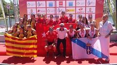 campeonato España autonomías tres cantos team clavería 8