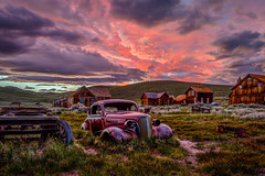 Intricate Bodie Sunset (Jeff Sullivan (www.JeffSullivanPhotography.com)) Tags: park sunset wild west abandoned weather town state ghost historic mining american bridgeport monocounty bodiestatehistoricpark california travel copyright usa nature june night canon lens landscape photography eos photo allrightsreserved 2019 ef2470mmf28 jeffsullivan 5dmarkiv bodie hdr photomatix