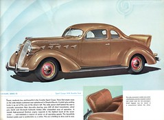 1937 Graham Cavalier Series 95 Sport Coupe with Rumble Seat (aldenjewell) Tags: 1937 graham cavalier series 95 sport coupe rumble seat brochure