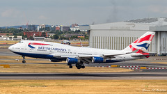 BA B747 (Ramon Kok) Tags: 744 747 747400 avgeek avporn aircraft airline airlines airplane airport airways aviation ba baw boeing boeing747 boeing747400 britishairways egll england gbnlk gb greatbritain heathrow heathrowairport london londonheathrow londonheathrowairport premierinnlondonheathrowairportterminal4hotel premierinnt4 uk