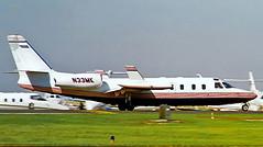 N33MK   IAI 1124 Westwind II [374] New Orleans-Lakefront ~N 10/10/2000 (raybarber2) Tags: 374 airportdata bizjet cn374 filed flickr knew n33mk planebase raybarber usacivil