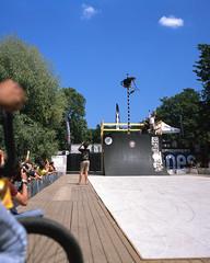 High air contest (Peter Bruijn) Tags: bmx bmxmasters bmxlife bmxbike bmxer bmxrider bmxphoto bmxphotography bmxcgn cologne köln koln keulen germany high highair air contest pentax pentax67 pentax6x7 pentaxanalog analog analogue analogphotography analogfilm analogphoto analoog 120analog fujianalog 120film 120photo 120photography 120format 6x7 6by7 90mm film filmisnotdead filmphotography filmphoto filmcamera mediumformat medium mediumformatfilm slide slidefilm 120slide fujislide fuji fujifilm fuji120 fujiprovia fujiprovia100f provia provia100f
