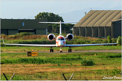 (Sir George R. F. Edwards) Tags: psa lirp avgeek plane planelover planespotter planespotting aviation aviationspotter aviationspotting airport canon 7dmarkii gulfstream g550 private business jet bizjet