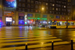 Warszawa (nightmareck) Tags: warszawa warsaw mazowieckie polska poland europa europe night handheld fujifilm fuji fujixt20 fujifilmxt20 xt20 apsc xtrans xmount mirrorless bezlusterkowiec xf18mm xf18mmf20r fujinon pancakelens