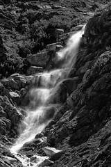 waterfall (Guy Goetzinger) Tags: landschaft sw wasserfall schwarzweiss nikon d500 goetzinger waterfall river bw monochrome