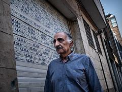 Alma (Saurí) Tags: alma street portrait man persia iran