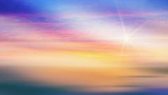 Sea and sun ... (Julie Greg) Tags: sky sun colours canon photography art abstract texture sea