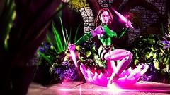 BLINK (custombase) Tags: marvellegends xmen figures blink clarice ferguson teleportation mutant marvel diorama toyphotography