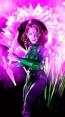 The power of teleportation (custombase) Tags: marvellegends xmen figures blink clarice ferguson teleportation mutant marvel diorama toyphotography