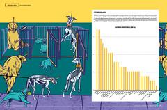 PEGN (Lovatto Ilustrador) Tags: startup accelerator tech lovatto lovattoilustrador pegn revista magazine brazil brasil illo art design desenho dinossaur unicorn