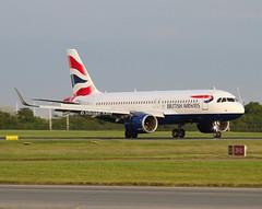 British Airways                                           Airbus A320n                               G-TTNI (Flame1958) Tags: britishairways britishairwaysa320 airbusa320 airbus a320 a320n 320n gttni dub eidw dublinairport 090719 0719 2019 4473