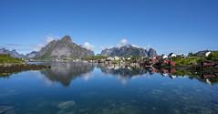Reine, Lofoten, Norway (StarCitizen) Tags: lofoten norway fjord sea reine mountains