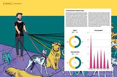 PEGN (Lovatto Ilustrador) Tags: pegn revista magazine lovatto lovattoilustrador drawing desenho dibujo illo illustration ilustracao art arte unicorn dinossaur startup tech accelerator brasil brazil editorial