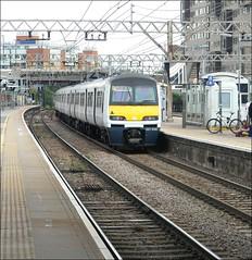 Greater Anglia Train No. 321358 at Stratford en-route to (London) Liverpool Street (Didimendum) Tags: greateranglia train 321358 stratford londonliverpoolstreet emu railway class321 railwaytrain