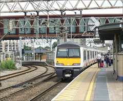 Greater Anglia Train No. 321330 at Stratford en-route to Southend Victoria (Didimendum) Tags: greateranglia train 321330 stratford southendvictoria emu class321 railway railwaytrain