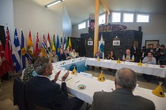 Premiers/premiers ministres meeting Indigenous leaders / rencontrent les dirigeants autochtones