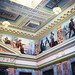 Fort Wayne - Indiana - Allen County Courthouse - Mural Interior