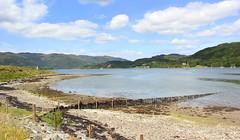 The Kyles of Bute (Graham`s pics) Tags: kylesofbute water sea hillside terrain island beach shore shoreline rhubodach isleofbute argyllandbute scotland travel tourism sightseeing coast coastal